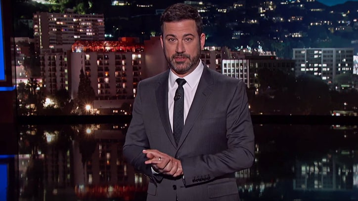 Watch Jimmy Kimmel Discuss His Emotional Anti-Trumpcare Plea