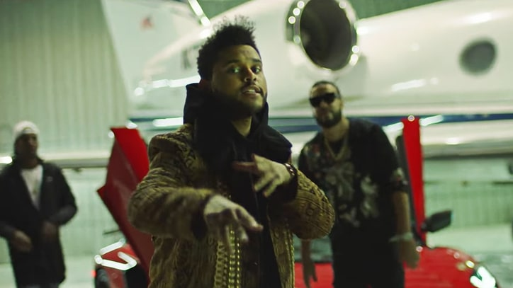 Watch the Weeknd Party With Drake, A$AP Rocky in Glitzy 'Reminder' Video
