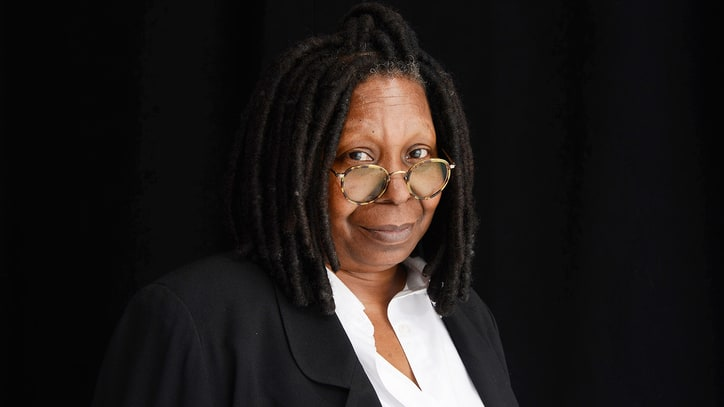 Whoopi Goldberg Wants to Ease Women's Pain With Pot