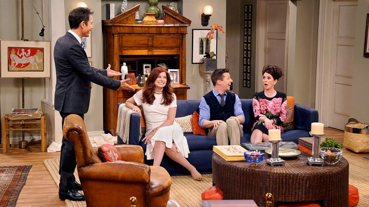 Watch 'Will & Grace' Cast Stage Lavish Musical in Revival Trailer