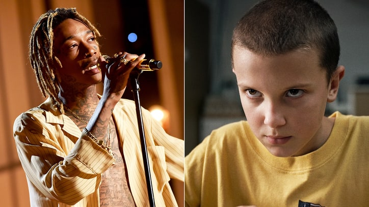 Hear Wiz Khalifa Sample 'Stranger Things' Theme on New Song