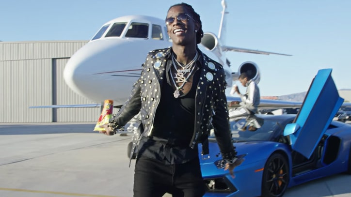 Watch Young Thug's Comedy of Errors Video for 'Wyclef Jean'