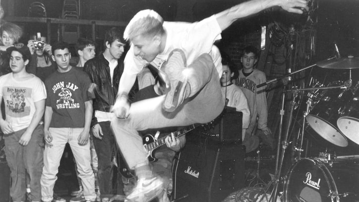 Air Jordans, Hockey and Hardcore: How Punk Embraced Sports