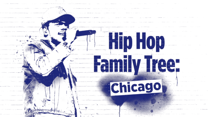 Hip-Hop Family Tree: Chance the Rapper's Chicago