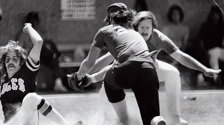 Rolling Stone at 50: When the Editors Took on the Eagles in Softball