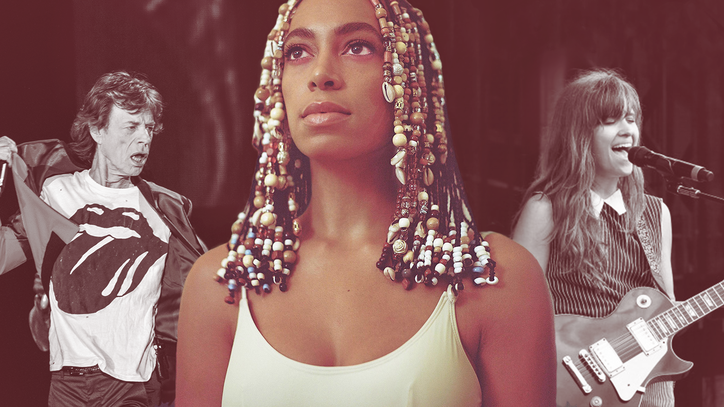 Our Favorite Songs Right Now: Rolling Stones, Solange, Killers and More