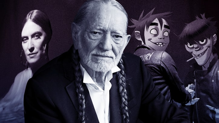 Willie Nelson, Gorillaz, Feist and 11 More New Albums to Hear Right Now