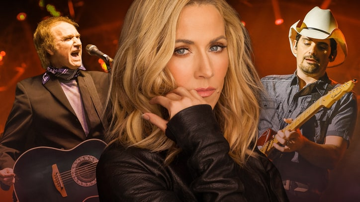 Brad Paisley, Sheryl Crow and 10 More New Albums You Can Hear Right Now
