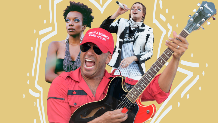 Our Favorite Songs Right Now: Prophets of Rage, Jamila Woods and More