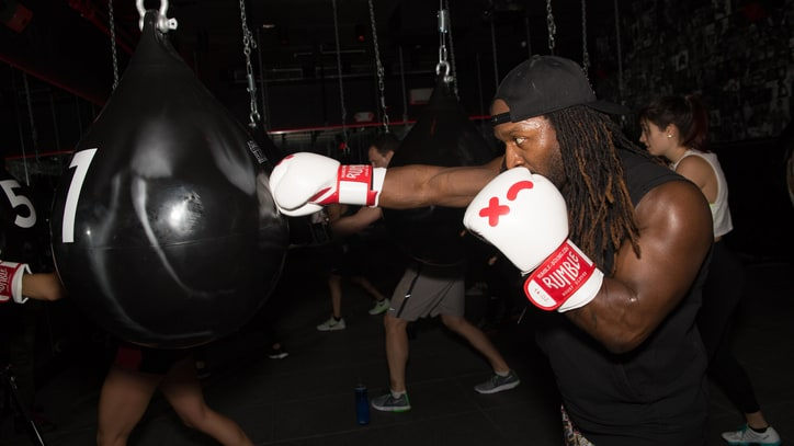 The Rocky-Endorsed Boxing Workout