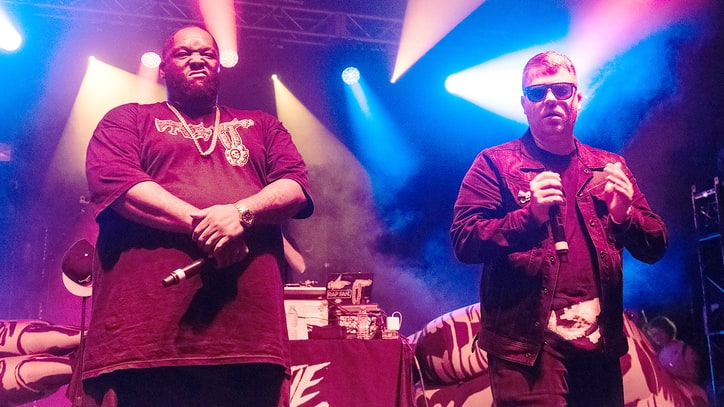 Run the Jewels Announce First Leg of Run the World Tour