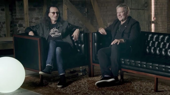 See Rush Relive Hijinks From Kiss Tour in Doc Clip