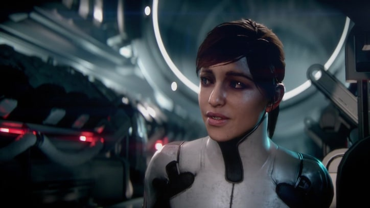 'Mass Effect: Andromeda' Gets Its Day One Touch Up