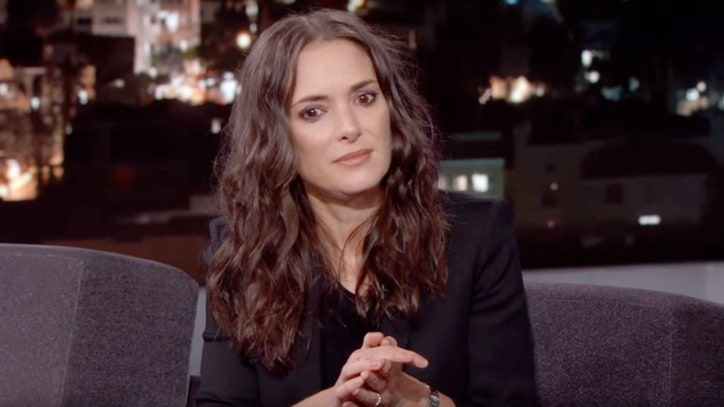 Watch Winona Ryder Reminisce About Babysitting Tom Waits' Kids
