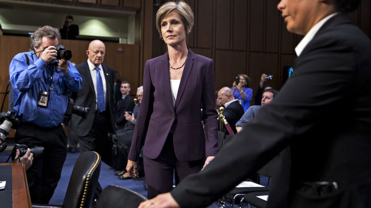 Sally Yates Provided a Helpful Timeline of the Mike Flynn Saga