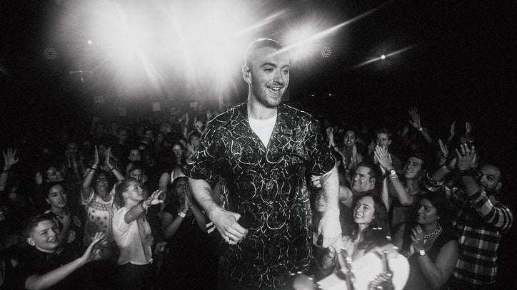 Inside Sam Smith's Raw New Album