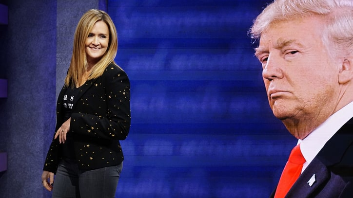 5 Questions for Samantha Bee on Staying Sane in Trump's America