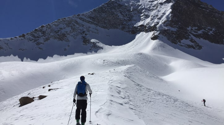 Ski-Mountaineering's Power of Four Race Training, Week 3: Gutting Out Progress