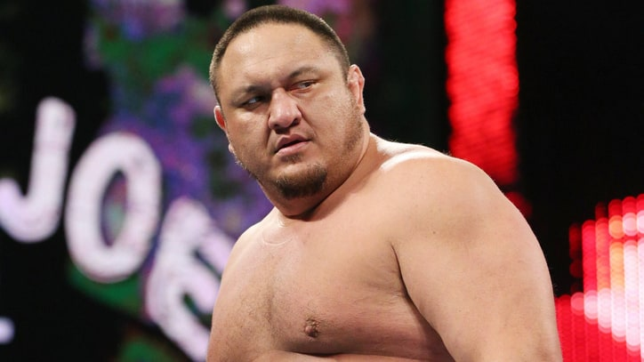 Samoa Joe on His Battle for the Universal Title at WWE SummerSlam