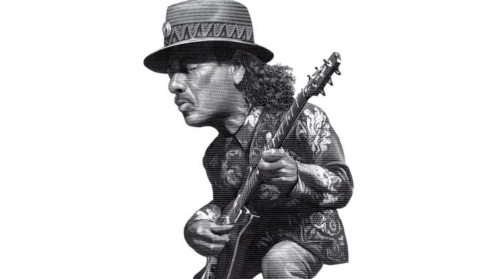 The Last Word: Carlos Santana on Turning 70, Trump's 'Darkness'