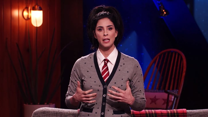 Sarah Silverman on Louis C.K.: 'Can You Love Someone Who Did Bad Things?'