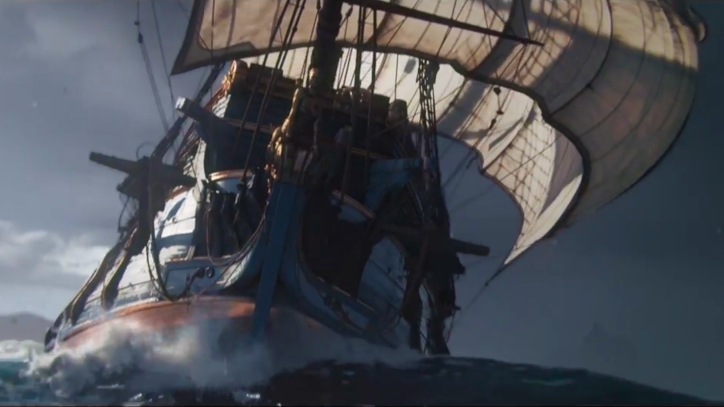 See Trailer for 'Skull & Bones,' Ubisoft's Wild New Pirate Game
