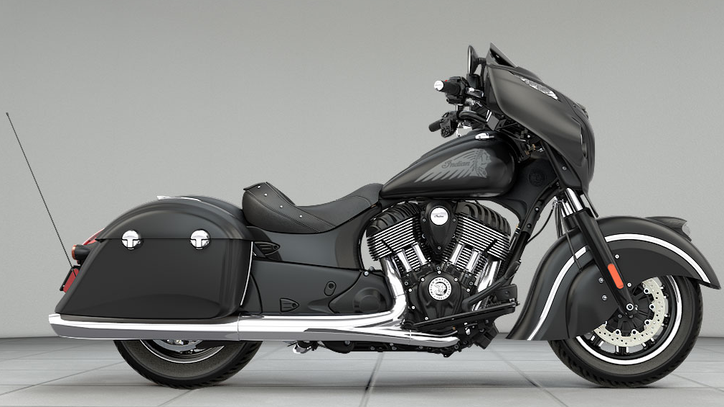 Test Ride: Indian Chieftain Dark Horse
