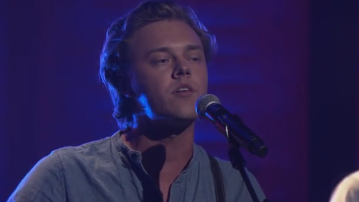 Watch Parker Millsap's Impassioned 'The Very Last Day' on 'Conan'