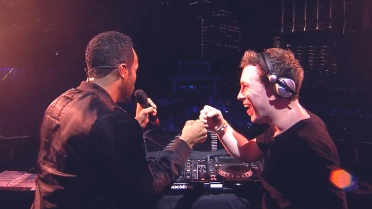 Watch Hardwell, Craig David Rock Miami in 'No Holding Back' Video