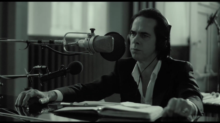 See Nick Cave Sing Sorrowful New Song 'Jesus Alone'