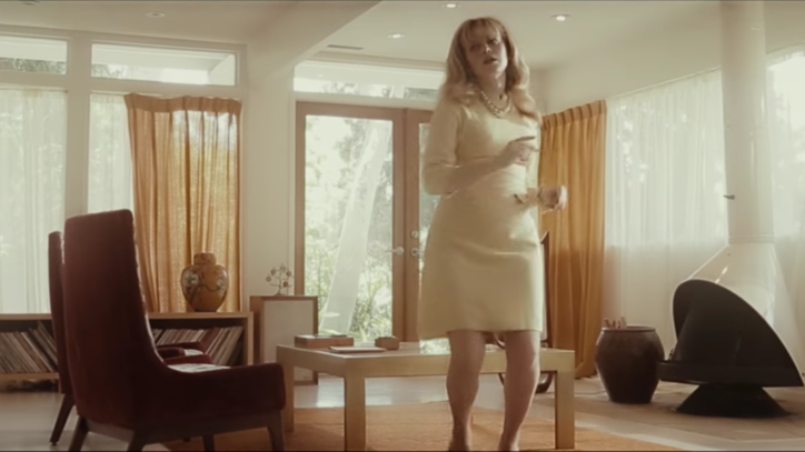 Watch Against Me!'s Sixties-Inspired '333' Video Starring Natasha Lyonne