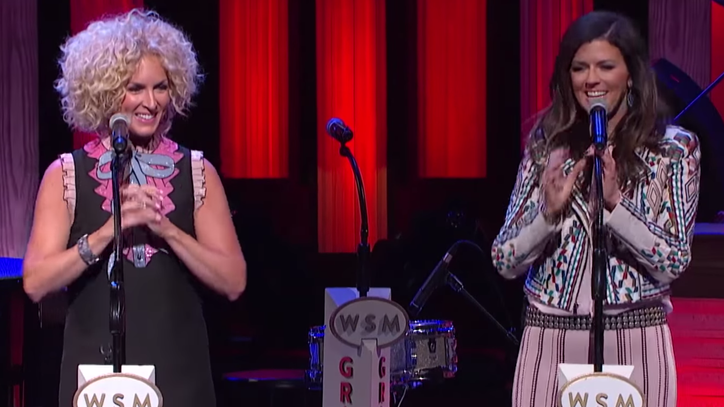See Little Big Town's Rousing Cover of Dolly Parton's 'Jolene'