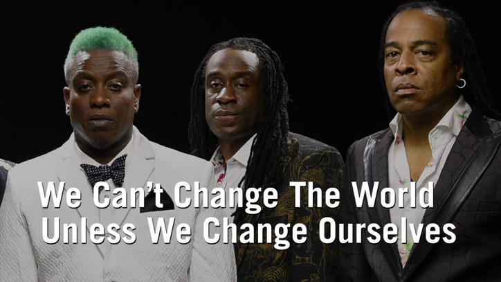 Watch Living Colour Protest Gun Violence via Biggie Cover in New Video
