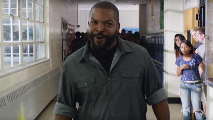 Watch Ice Cube, Charlie Day Spar in 'Fist Fight' Trailer