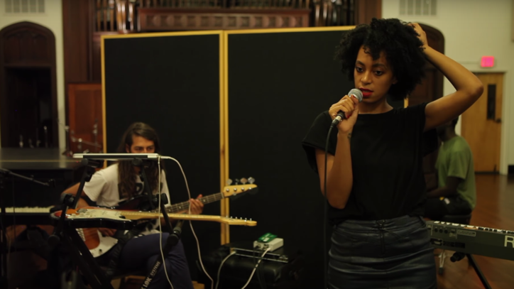 See Solange's Behind-the-Scenes 'A Seat at the Table' Documentary