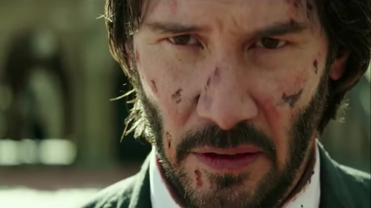 Watch Action-Packed First Trailer for 'John Wick: Chapter 2'