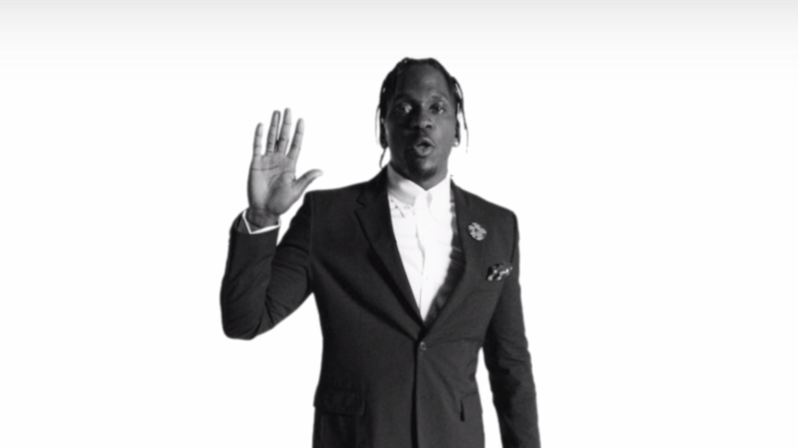 Watch Pusha T's Ominous New 'H.G.T.V.' Video