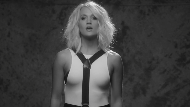 See Carrie Underwood's Stylish, Sexy 'Dirty Laundry' Video