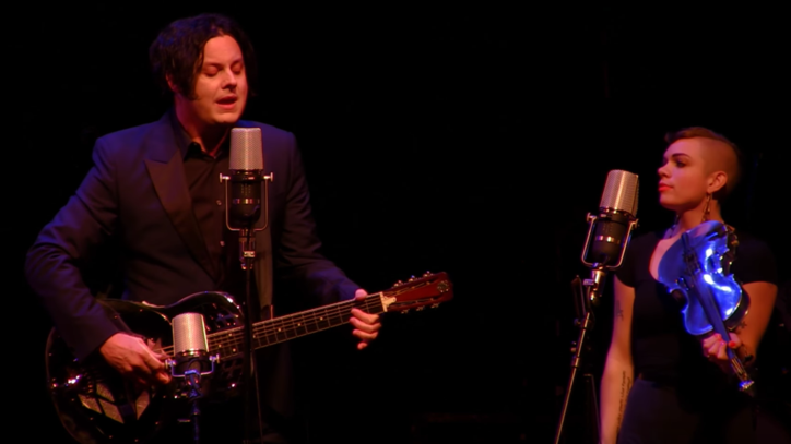 See Jack White's Four-Song Set, Margo Price Duet on 'Prairie Home Companion'