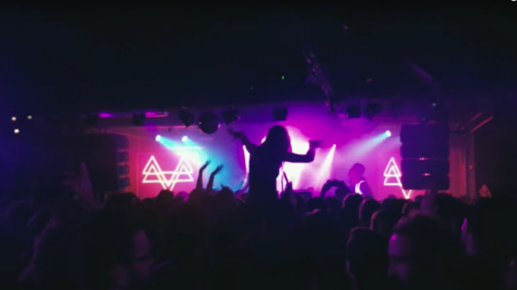 See Justice Throw Surprise Rave in Fan-Filmed 'Alakazam!' Video
