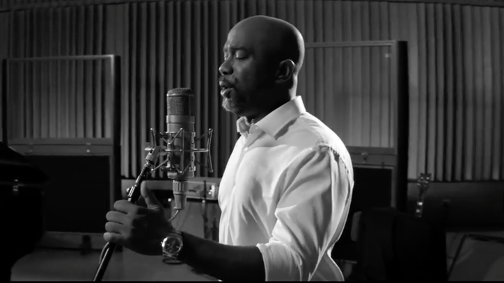 Watch Darius Rucker's Suave 'If I Told You' Video