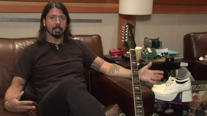 See Dave Grohl Talk Smart Studios Nirvana Sessions in Doc Clip