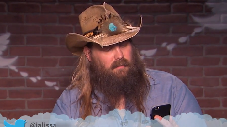 See Dolly Parton, Willie Nelson Read Mean Tweets on 'Kimmel'