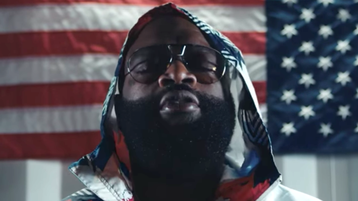 See Rick Ross' Politically Charged 'Free Enterprise' Video