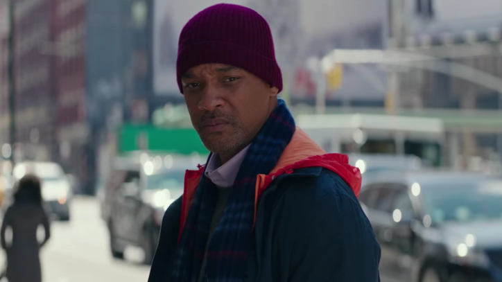 Watch Will Smith in Emotional 'Collateral Beauty' Trailer