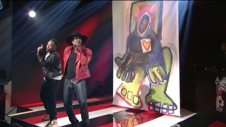 Watch A Tribe Called Quest Salute Phife Dawg on 'SNL'