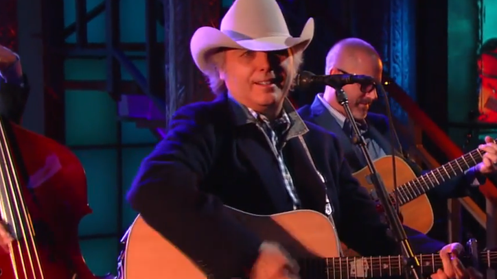 Watch Dwight Yoakam's Ferocious 'Gone' on 'Colbert'
