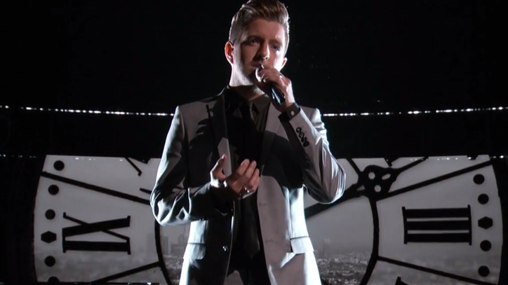 See Billy Gilman's Vulnerable Adele Cover on 'The Voice'
