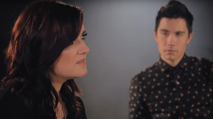 See Brandy Clark, Sam Tsui's Gorgeous 'Love Can Go to Hell' Duet