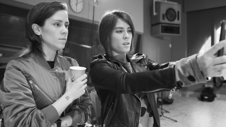 Watch Tegan and Sara's Introspective 'That Girl' Video